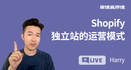 Shopify獨立站的運營模式