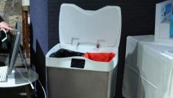 法国推智能分类垃圾桶 投垃圾也享购物折扣
