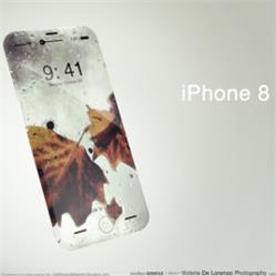 """据说iPhone 8很""""疯狂"""":支持快充+点击唤醒"""