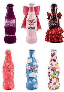 拍照录音瓶都low了  可口可乐限量款瓶子惊艳到吓人