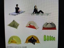 户外用品 折叠系列 海外热卖