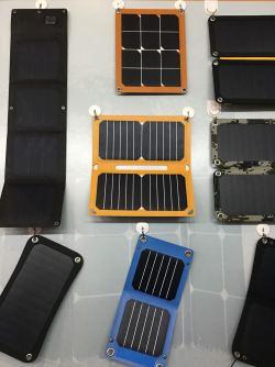 太阳能户外充电,21W两小时充满手机电