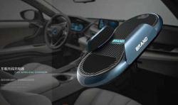 爆品:红外自动感应车载无线充
