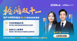 抢滩双十一:知产大神带你备战20/21跨境电商新赛季