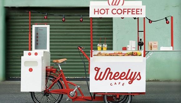 我不信,这是咖啡店?席卷65个国家的wheelys来了