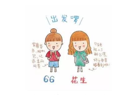 美cry!两个闺蜜去台湾 台湾好吃好玩都在这里了