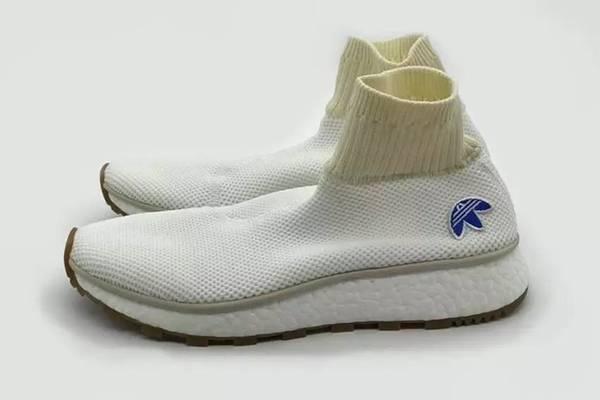 NMD脸被曝光  Adidas和袜式鞋杠上了