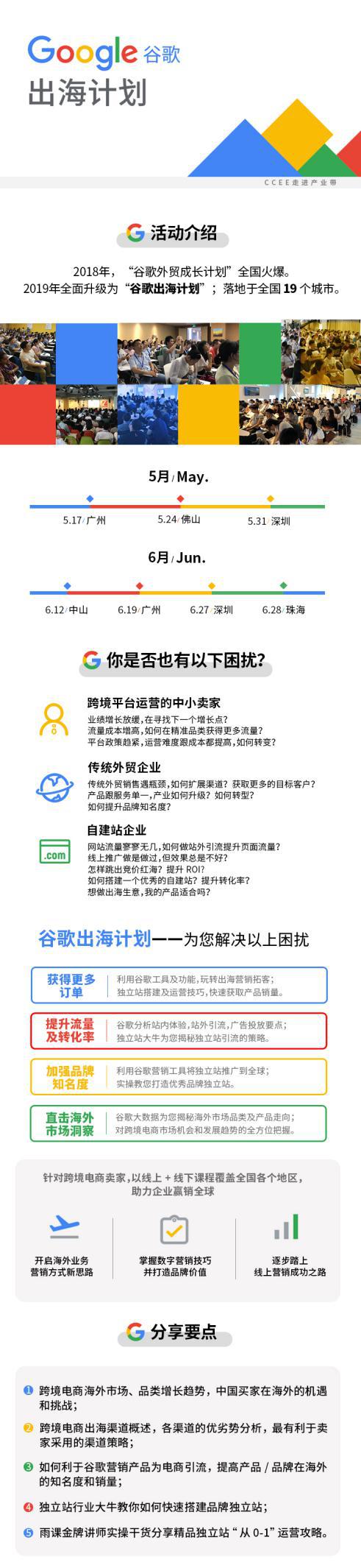 又一场大会席卷深圳,仅限500位跨境卖家!报名从速!